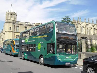 302 - HB11OXF - Oxford (St Aldate's)