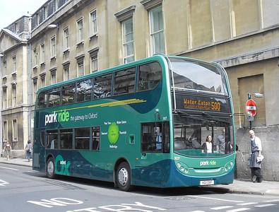 307 - HG11OXF - Oxford (Magdelin St)