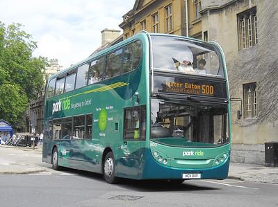 303 - HC11OXF - Oxford (Magdelin St)