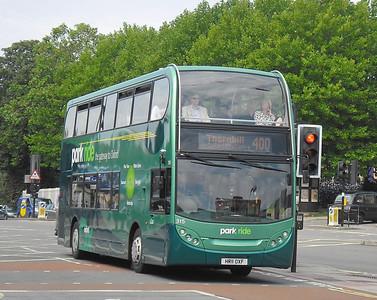 315 - HR11OXF - Oxford (Park End St)