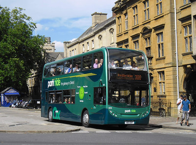 305 - HE11OXF - Oxford (Magdelin St)
