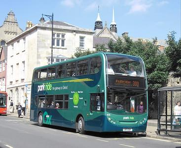 306 - HF11OXF - Oxford (St Aldate's)