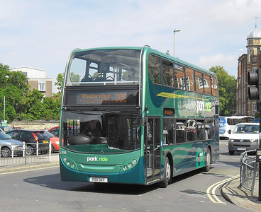 316 - HS11OXF - Oxford (Worcester St)
