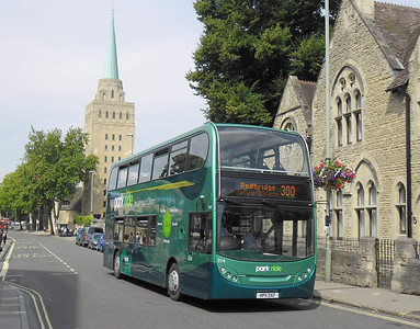 314 - HP11OXF - Oxford (New Road)