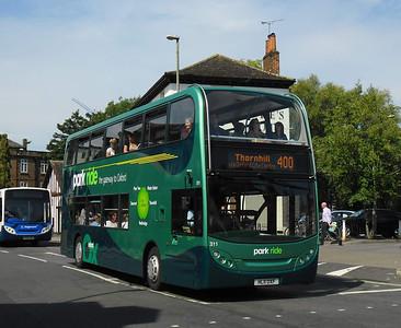 311 - HL11OXF - Oxford (Park End St)