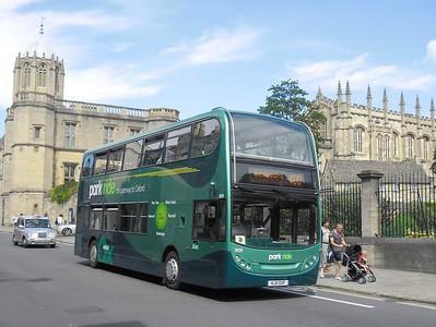 309 - HJ11OXF - Oxford (St Aldate's)