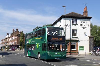 307 - HG11OXF - Oxford (Park End St)