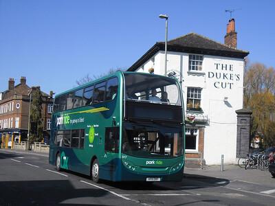 317 - HY11OXF - Oxford (Park End St)