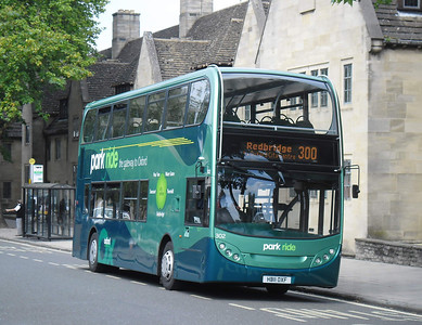 302 - HB11OXF - Oxford (New Road)