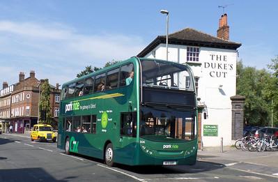 306 - HF11OXF - Oxford (Park End St)