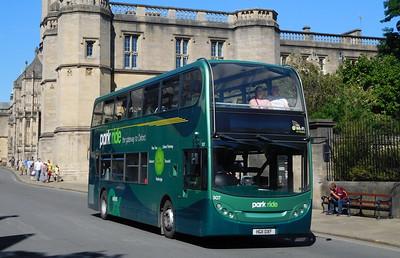 307 - HG11OXF - Oxford (St. Aldate's)
