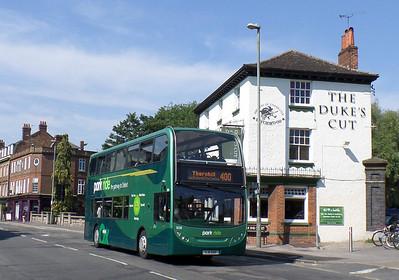 309 - HJ11OXF - Oxford (Park End St)