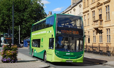 253 - HW63FHE - Oxford (Magdelin St. East)