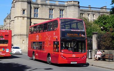 218 - GF10OXF - Oxford (St. Aldate's)