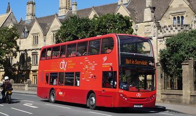 214 - CF10OXF - Oxford (High St)