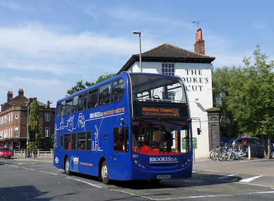 201 - AF09OXF - Oxford (Park End St)