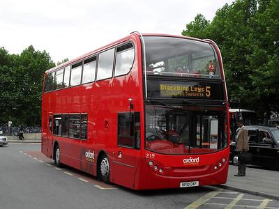 219 - HF10OXF - Oxford (railway station)