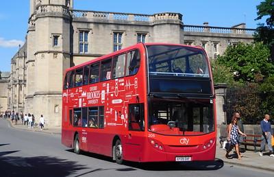205 - EF09OXF - Oxford (St. Aldate's)