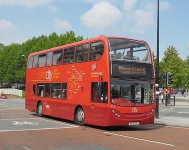 213 - BF10OXF - Oxford (Park End St)