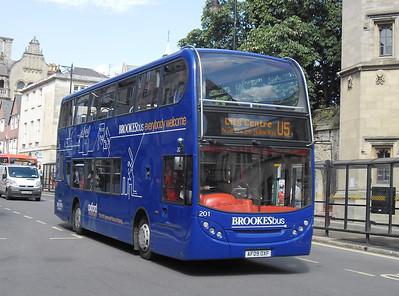 201 - AF09OXF - Oxford (St. Aldate's)