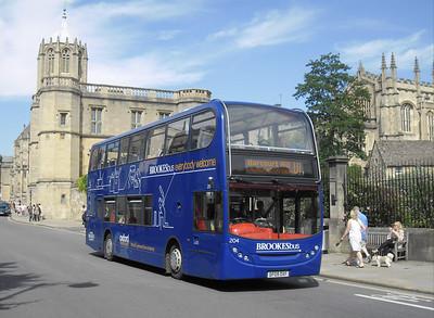 204 - DF09OXF - Oxford (St. Aldate's)