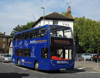 205 - EF09OXF - Oxford (Park End St)