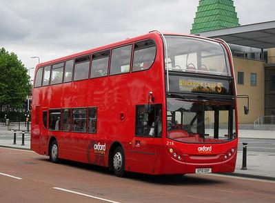 216 - EF10OXF - Oxford (Park End St)