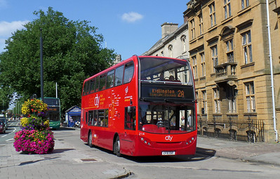 214 - CF10OXF - Oxford (Magdelin St)