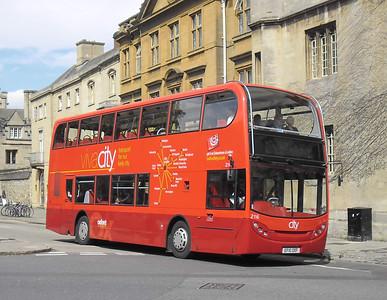 216 - EF10OXF - Oxford (Magdelin St)