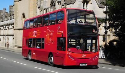 218 - GF10OXF - Oxford (High St)