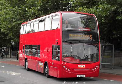 218 - GF10OXF - Oxford (railway station)
