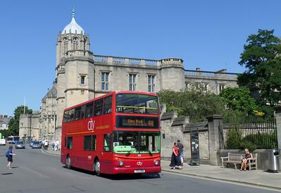102 - T102DBW - Oxford (St. Aldate's)