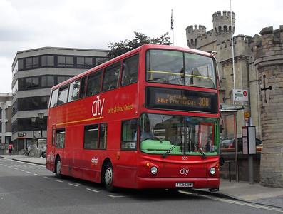 105 - T105DBW - Oxford (New Road)