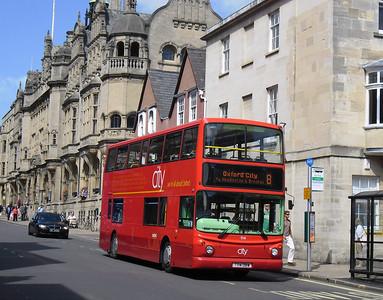 114 - T114DBW - Oxford (St. Aldate's)