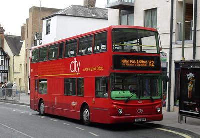 102 - T102DBW - Oxford (New Road)