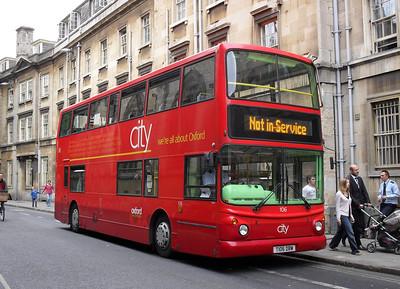 106 - T106DBW - Oxford (Magdelin St)