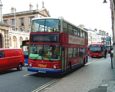 101 - T101DBW - Oxford (High St)