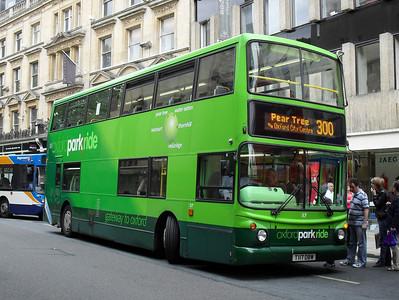 117 - T117DBW - Oxford (Magdelin St)