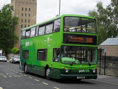 114 - T114DBW - Oxford (New Road)