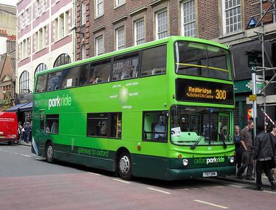 107 - T107DBW - Oxford (George St)