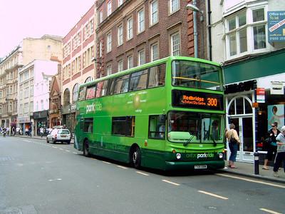 108 - T108DBW - Oxford (Broad St)