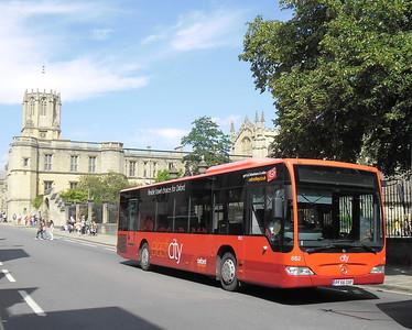 852 - PF56OXF - Oxford (St. Aldate's)
