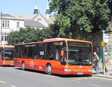 849 - LF56OXF - Oxford (St. Aldate's)