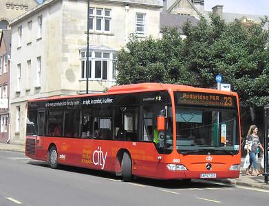860 - AF57OXF - Oxford (St. Aldate's)