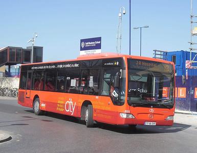 855 - TF56OXF - Oxford (railway station)