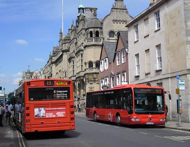 867 - HF57OXF - Oxford (St. Aldate's)