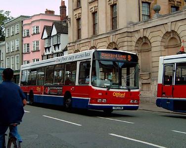 813 - T813CBW - Oxford (High St)
