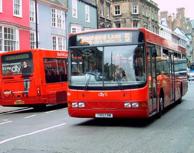 801 - T801CBW - Oxford (High St)