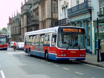 817 - W817FBW - Oxford (High St)