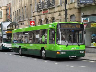 820 - W20FWL - Oxford (St Aldate's)